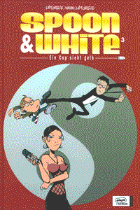 SPOON & WHITE, Band 3, Ehapa Comic Collection