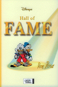 Hall of Fame, Band 1, Ehapa Comic Collection