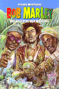 BOB MARLEY, Einzelband, Ehapa Comic Collection