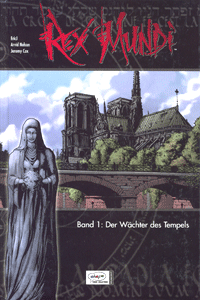 Rex Mundi, Band 1, Ehapa Comic Collection