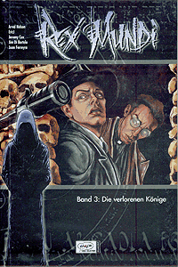 Rex Mundi, Band 3, Ehapa Comic Collection