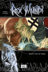 Rex Mundi, Band 6, Ehapa Comic Collection