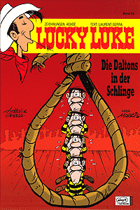 Lucky Luke, Band 80, Die Daltons in der Klinge