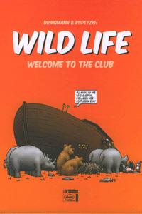 Wild Life, Band 1, Ehapa Comic Collection