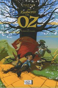 Der Zauberer von OZ, Einzelband,