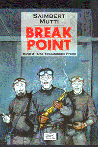 Break Point, Band 2, Ehapa Comic Collection