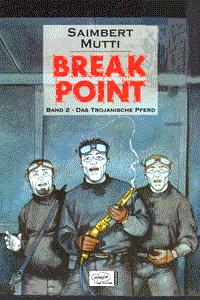 Break Point, Band 2, Ehapa Comic Collection