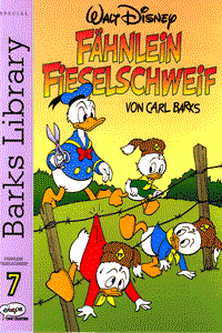 F�hnlein Fieselschweif, Band 7, Ehapa Comic Collection