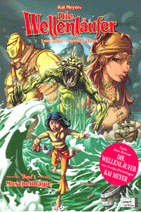 Die Wellenl�ufer, Band 1, Ehapa Comic Collection