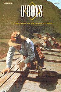 O'Boys [western], Band 2, Ehapa Comic Collection