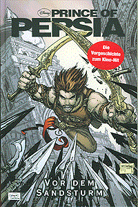 Prince of Persia, Einzelband, Ehapa Comic Collection
