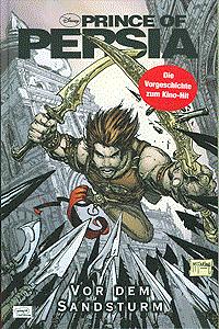 Prince of Persia, Einzelband, Ehapa Comic Collection