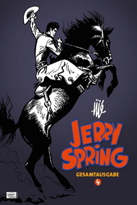 Jerry Spring Gesamtausgabe, Band 4, Ehapa Comic Collection
