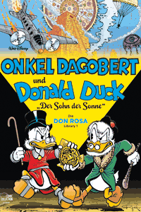 Onkel Dagobert und Donald Duck - Don Rosa Library | Bibliothek, Band 1, Egmont Comic Collection