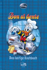Enthologien [disney comic], Band 23, Don al dente - Das lustige Kochbuch