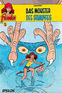 Franka, Band 5, Epsilon Comics