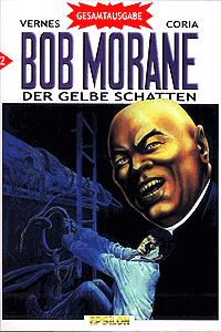 Bob Morane Gesamtausgabe, Band 2, Der Gelbe Schatten