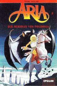 Aria, Band 8, Der Meridian von Posidonia