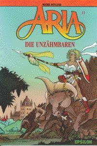 Aria, Band 11, Epsilon Comics