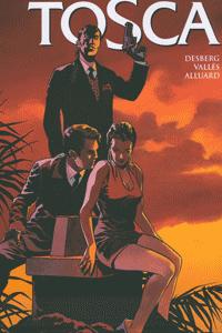 Tosca Gesamtausgabe, Einzelband, Epsilon Comics