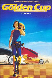 Golden Cup, Band 2, Epsilon Comics