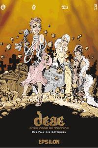 Deae ex machina, Band 2, Epsilon Comics