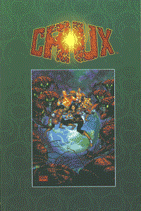 Crux, Sammelband 1, Sammelband von Band 1 - 6