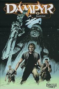 DAMPYR, Band 3, Die Küste der Skelette