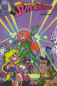 Superbabe, Band 3, Gringo Comics