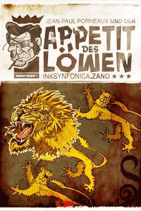 Jean Paul Porneaux und der Appetit des Löwen, Einzelband, Gringo Comics
