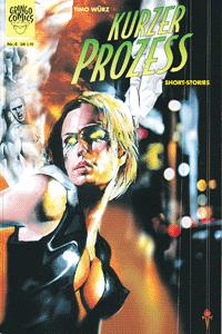 Kurzer Prozess, Band 4, Gringo Comics