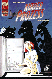 Kurzer Prozess, Band 6, Short Stories