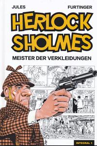 HERLOCK SHOLMES, Band 1, Erko Comicverlag