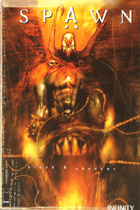 Spawn: Blood & Shadows, Einzelband, Blood & Shadows