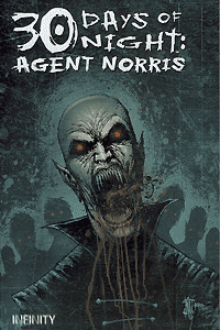 30 Days of Night: Agent Norris, Sammelband, Infinity