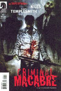 Criminal Macabre: A Cal McDonald Mystery, Sammelband,