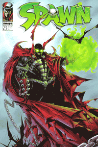 Spawn, Band 23, Familienbande