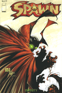 Spawn, Band 39, Relikt, Blutflecke