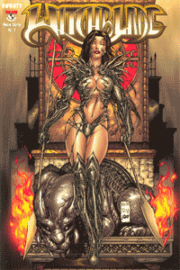 Witchblade - Neue Serie, Band 1,