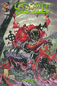 Spawn: The Book of Souls, Einzelband,