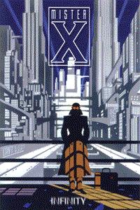 Mister X | Werksausgabe, Einzelband, Infinity