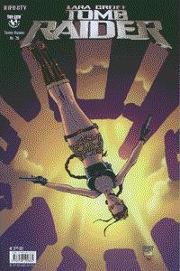Tomb Raider, Band 26, Lara Croft als Tomb Raider
