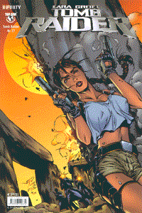 Tomb Raider, Band 27, Lara Croft als Tomb Raider