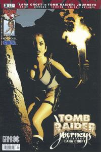 Tomb Raider: Journeys, Band 3, Lara Croft