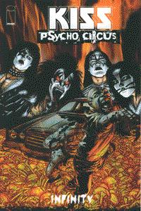 Kiss Psycho Circus, Band 2, Nature of the Beast, Smoke & Mirrors (1)