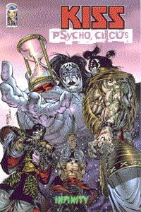 Kiss Psycho Circus, Band 7, Infinity