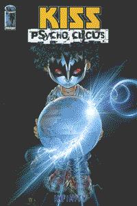 Kiss Psycho Circus, Band 9, World without Heroes (2), Sunburst Finish