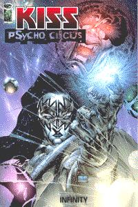 Kiss Psycho Circus, Band 12, Mirror Image (2), Cat s Eye