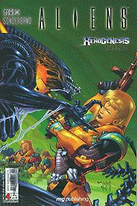 Gamix Sonderband, Band 4, Aliens: Xenogenesis (2)