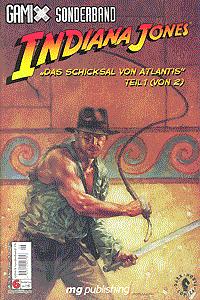 Gamix Sonderband, Band 6, Indiana Jones: Das Schicksal von Atlantis (1)